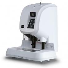 得力T500 装订机财务凭证自动热熔档案打孔机会计电动办公