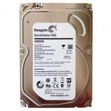 希捷(SEAGATE) 监控硬盘 4TB ST4000VX000 5900转 质保三年
