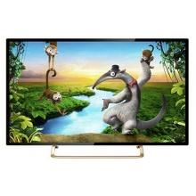 HPTECH电视 SG55T75  标准75寸 需要提前订货 智能4K 10核 苹果6S款 钢化玻璃 WIFI