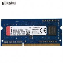 金士顿(Kingston)DDR3 1600 4GB 笔记本内存