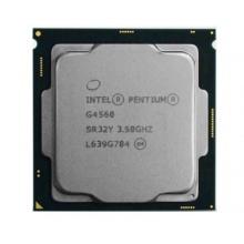 英特尔CPU 酷睿G4560 3.5G 1151 散片一年