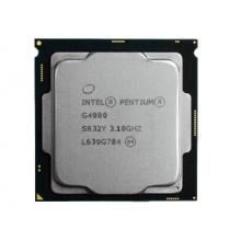 英特尔CPU 酷睿G4900 3.7G 1151 散片 质保一年