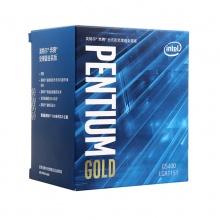 英特尔CPU 酷睿G5400 3.7G 1151 散片 质保一年