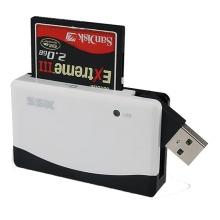 飚王读卡器 M057多合一读卡器 USB2.0