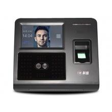科密考勤机 DF626 人脸考勤机指纹打卡机面部识别+指纹识别 4.3