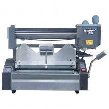 金典GD-35S 胶装机标书A4装订机桌面无线胶装机台式热熔装订机