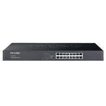 TP-LINK TL-SG2016 16口全千兆Web网管交换机