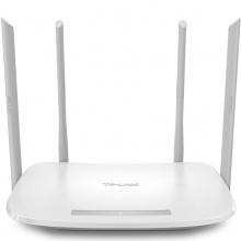 TP-LINK TL-WDR5620 1200M 5G双频智能无线路由器 四天线智能wifi