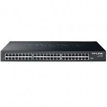 TP-LINK TL-SG1048 非网管交换机 网络交换器 48口千兆机架式
