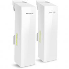 TP-LINK 监控专用无线网桥套装(1公里) TL-S2-1KM摄像头端&TL-S2-1KM录像机端 一对装