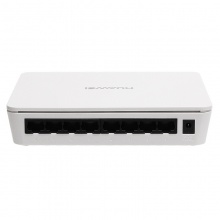 华为(HUAWEI)S1700-8-AC 非网管8口百兆以太网 交换机