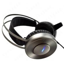 西伯利亚耳机 V12网吧电竞游戏耳机5.1声道吃鸡听声辨位头戴式电脑耳麦 裸包