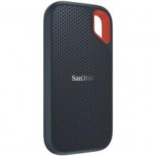 闪迪(SanDisk)2TB Type-c 移动硬盘 固态(PSSD)极速移动版 传输速度550MB/s 轻至40g IP55等级三防保护