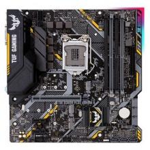 华硕主板 华硕 TUF B360M-PLUS GAMING S 电脑游戏电竞主板 b360主板