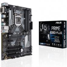 华硕主板 华硕 PRIME B360-PLUS 台式机电脑游戏主板大板