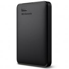 西数硬盘 西部数据(WD)1TB USB3.0移动硬盘Elements 新元素系列2.5英寸