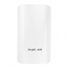 锐捷(Ruijie) 室外大功率智能监控wifi无线网桥 wifi信号中继放大器 RG-EST302 5G单频 3公里级