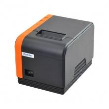 芯烨 XP-T58L 热敏打印机 热敏小票据打印机 黑 U口