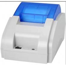 浩顺HS-58902 58mm热敏,透明盖壳USB票据打印机