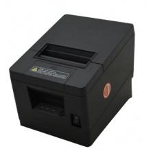 浩顺802305 热敏小票机80网口切刀后厨打印机/U口串口热敏打印机