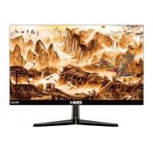 长城晶显显示器 台式电脑显示器G2296 黑色 22寸IPS无边框VGA+HDMI商务办公高清液晶显示宽屏
