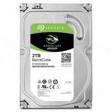 希捷(SEAGATE) 2TB 7200转64M SATA3 台式机机械硬盘(ST2000DM005)