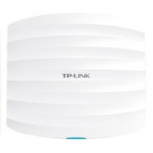TP-LINK无线AP 吸顶式无线接入AP酒店企业旅馆商用WIFI覆盖 TL-AP451C 450M/DC供电