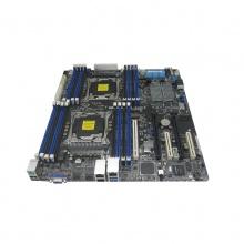 Asus/华硕 Z10PE-D16服务器主板 DDR4内存E5 2600 V3 双路CPU