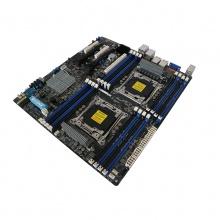 Asus/华硕Z10PE-D16/4L双路服务器主板存储运算多个内存插槽4千兆