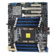 ASUS/华硕Z11PA-U12 单路大内存服务器主板 支持13块硬盘