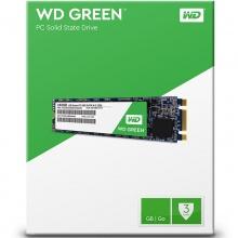 西数固态绿盘120G