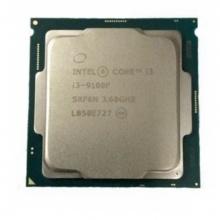英特尔CPU 酷睿I3-9100F 3.6G 1151 散片 质保一年