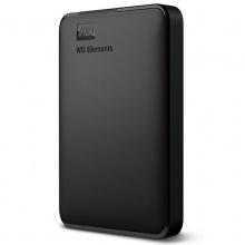 西数移动硬盘 新E元素2.5寸  1T USB3.0 移动硬盘