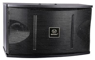 贝卡 CS-450 专业10寸卡包音箱/娱乐K歌/会议室音箱/多功能厅音箱(一对)