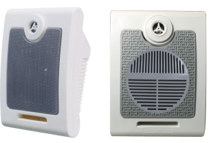 贝卡 KD-702B  10W壁挂音箱/带高音喇叭背景音乐