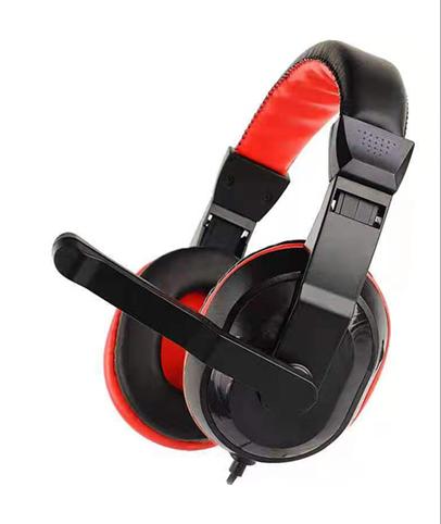 梅赛德A3单孔耳机头戴式立体声单孔游戏耳机
