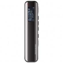 纽曼录音笔V19 支持音频线转录 双麦克风 微型迷你高清远距降噪