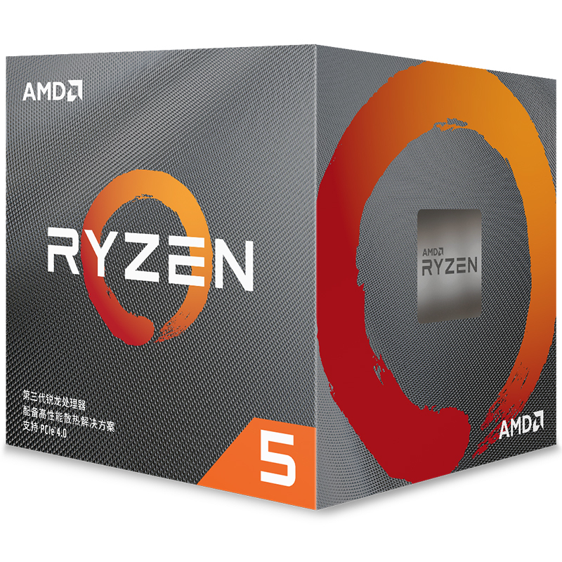 AMD 锐龙5 3600 处理器