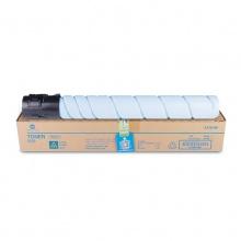 柯尼卡美能达 TN321C原装青色 原装墨粉/碳粉 适用机型C364/C284/C224 天蓝色(497.8克)