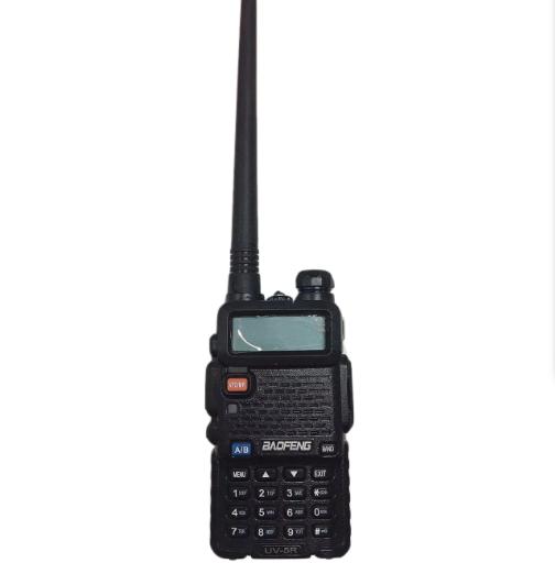 宝锋对讲机 UV-5RE 模拟对讲机 1800毫安 待机1-3天 距离5公里 旅游驴友专用