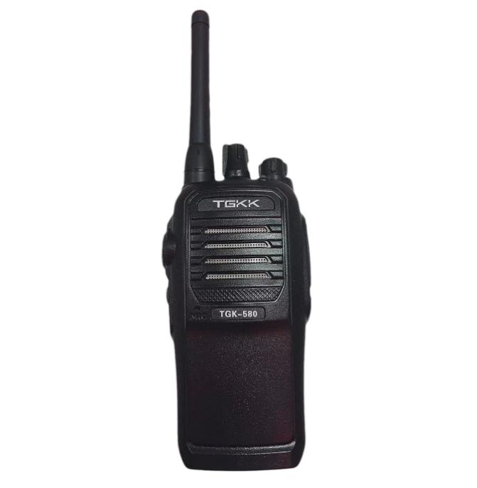 特锐特对讲机 TGKK-580 模拟对讲机3200毫安待机178个小时 距离5公里 高端酒店 KTV 汽车4S店