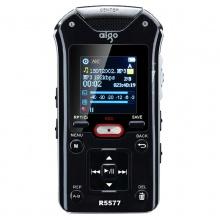 爱国者R5577 16G无线录音笔50米远距离降噪高清音质电话录音MP3升级版