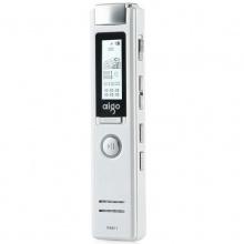 爱国者 R6611 16G 录音笔 专业微型 高清远距降噪 MP3播放器 学习/会议采访取证 白色