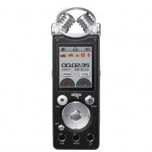 爱国者录音笔 R5599 16G 微型专业50米无线录音 降噪远距离双麦克