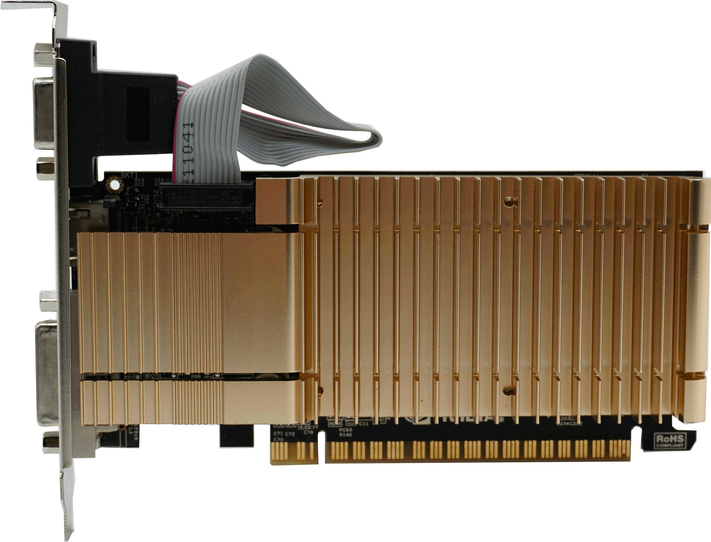 翔升 GeForce® GT210 战刀 1GD3