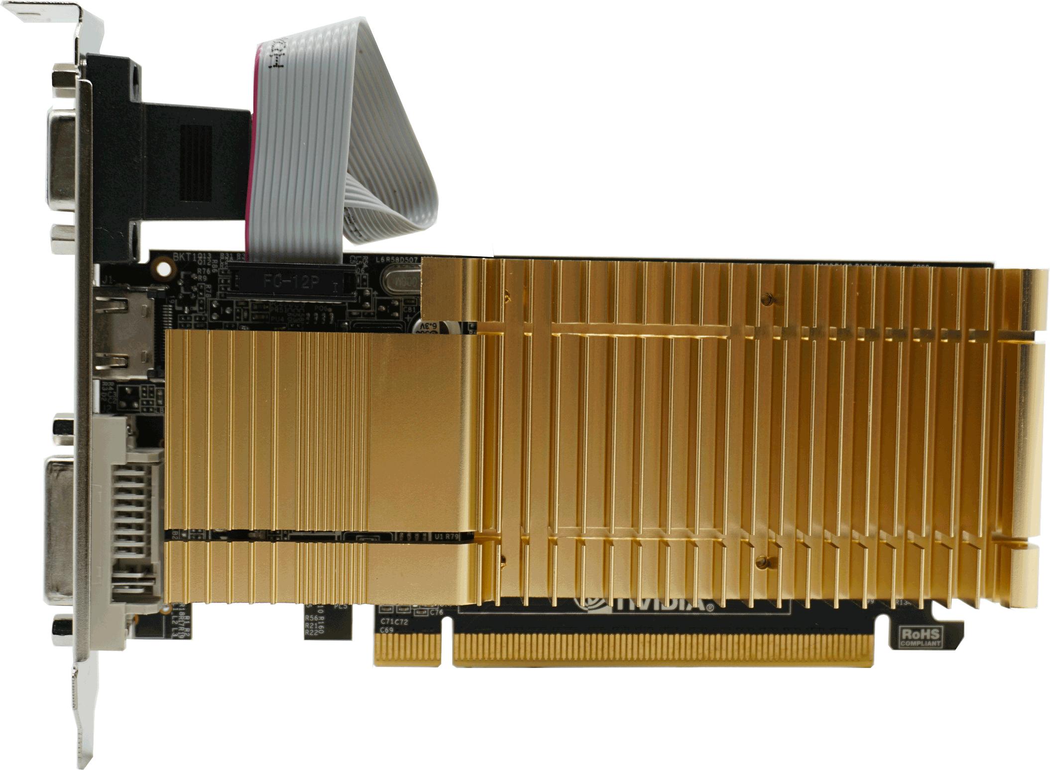翔升 GeForce® GT610 战刀 1GD3