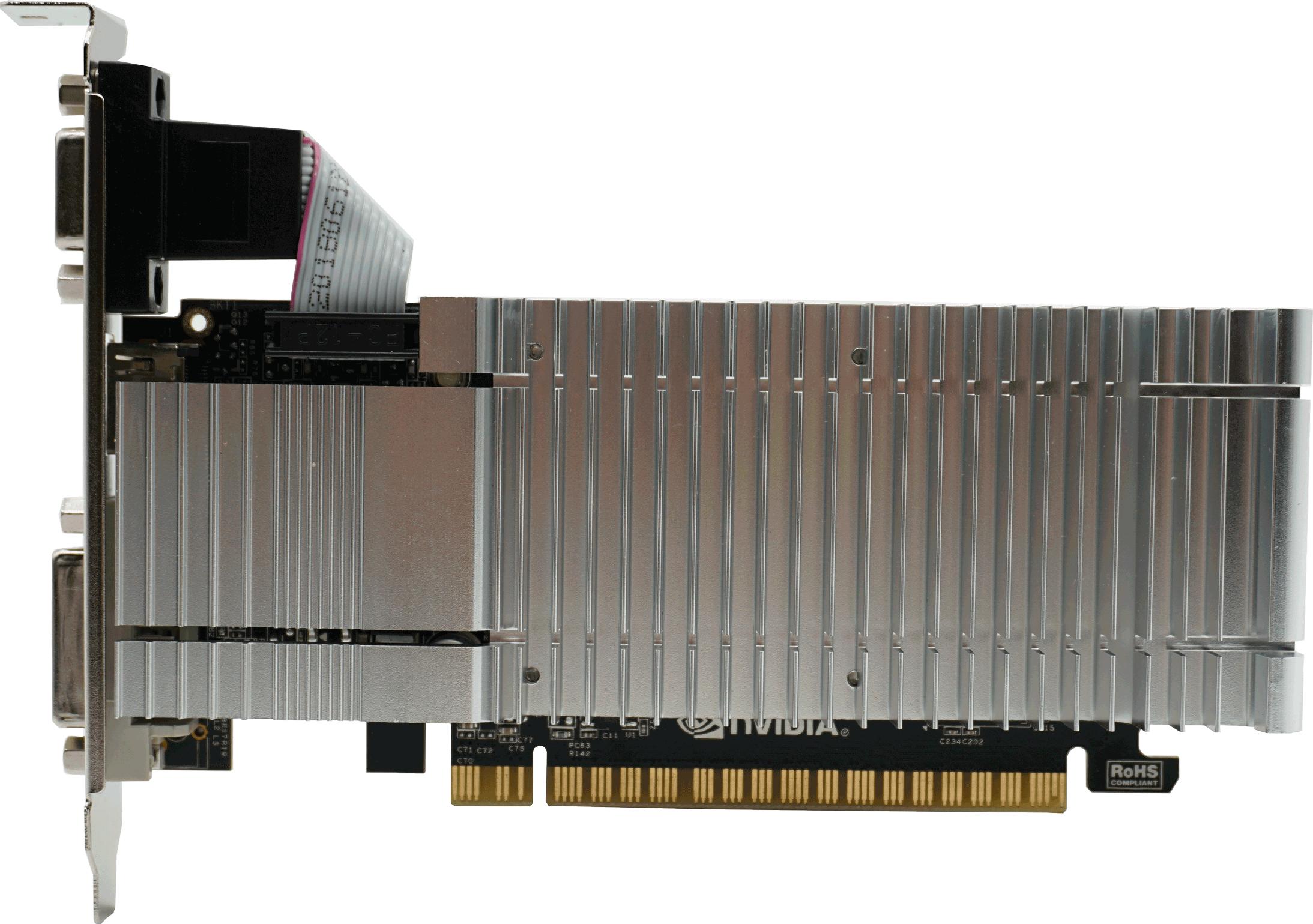 翔升 GeForce® GT610 战刀 2GD3