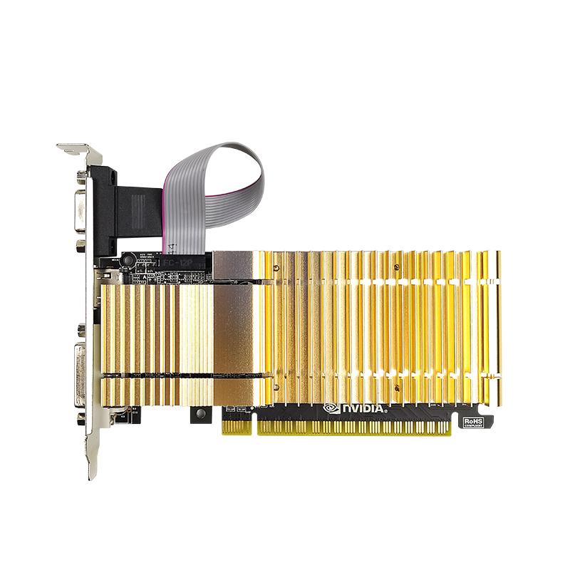 翔升 GeForce® GT710 战刀 2GD3
