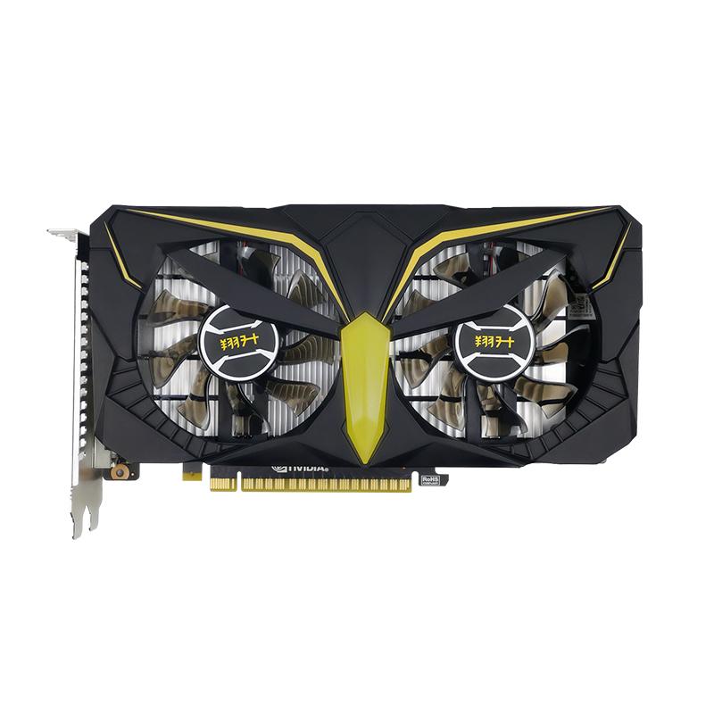 翔升 GeForce® GTX1650 战鹰 4GD5