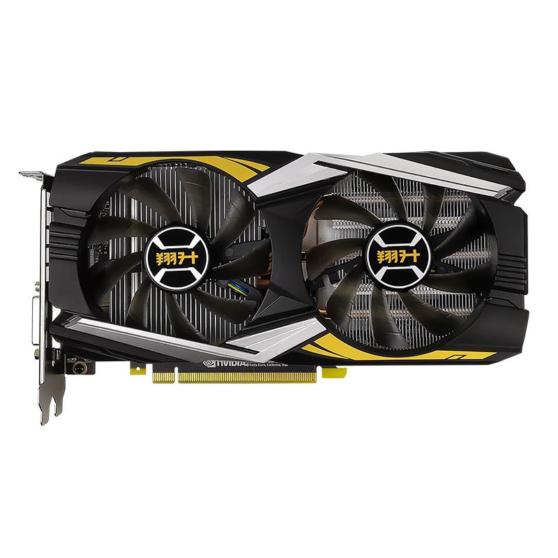 翔升 GeForce® RTX2060 SUPER™战神 8GD6